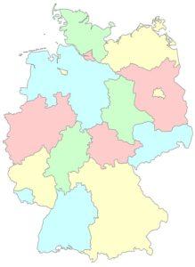 Bauformulare aller 16 Bundesländer, wie z.B. Bauantrag, Statistischer Erhebungsbogen und noch mehr