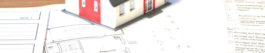 Durch projektorientiertes Arbeiten effizientes beantragen einer Baugenehmigung und Vermeidung von lästiger Doppelarbeit und Fehlern.